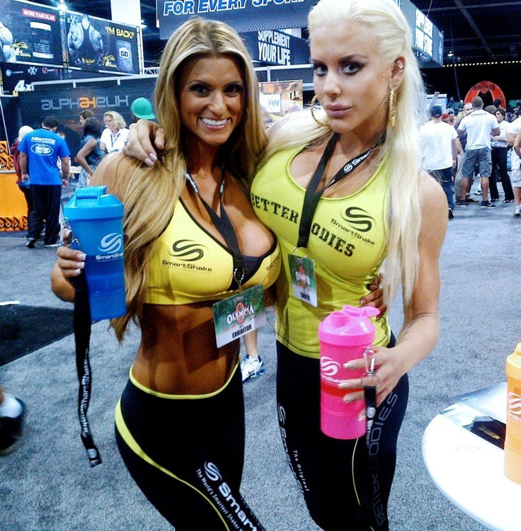 SmartShake Booth at Mr Olympia 2012 in Vegas!