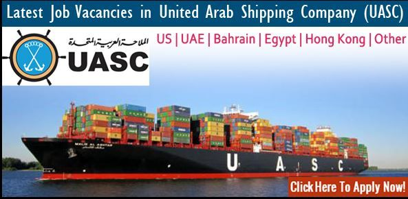 JOB VACANCIES IN UNITED ARAB SHIPPING COMPANY | job vacancy