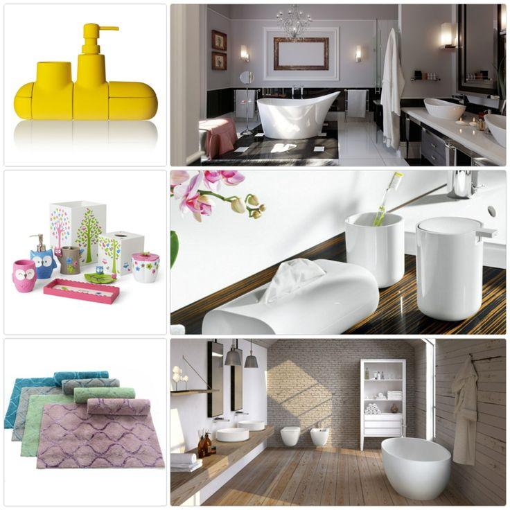 1000+ ideas about badaccessoires on pinterest | toilettenbürste, Hause ideen