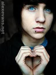 Image result for cute emo guys
