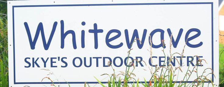 Whitewave - Prices at Skye's Outdoor Activity Centre