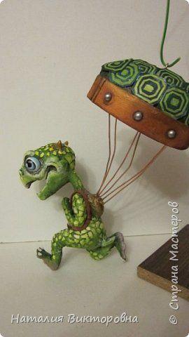 Игрушка Папье-маше        Бумага фото 3