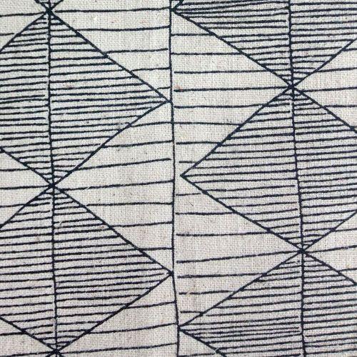 Diamond Argyle organic hemp/cotton fabric; new meterage by Umbrella Prints: Organizations Hemp Cotton, Argyle Fabrics, Umbrellas Prints, Argyle Organizations, Smokey Black, Argyle Prints, Natural Organizations, Fabrics 30, Diamonds Argyle