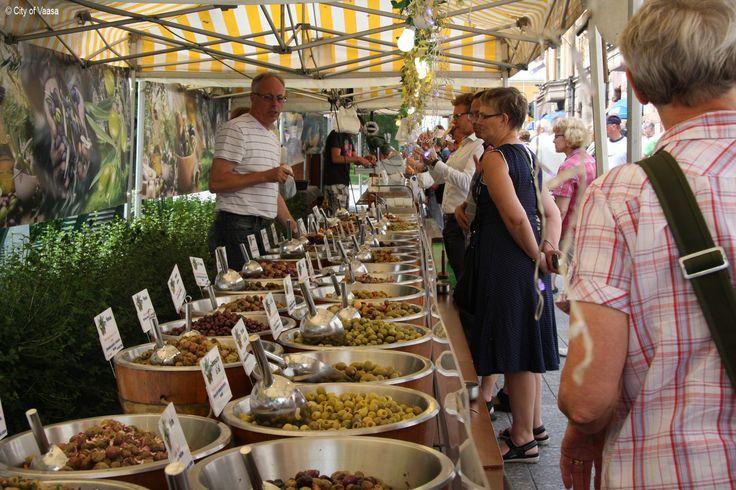European Food Market 2013 @ Vaasa www.visitvaasa.fi Photo: Rita Kuha