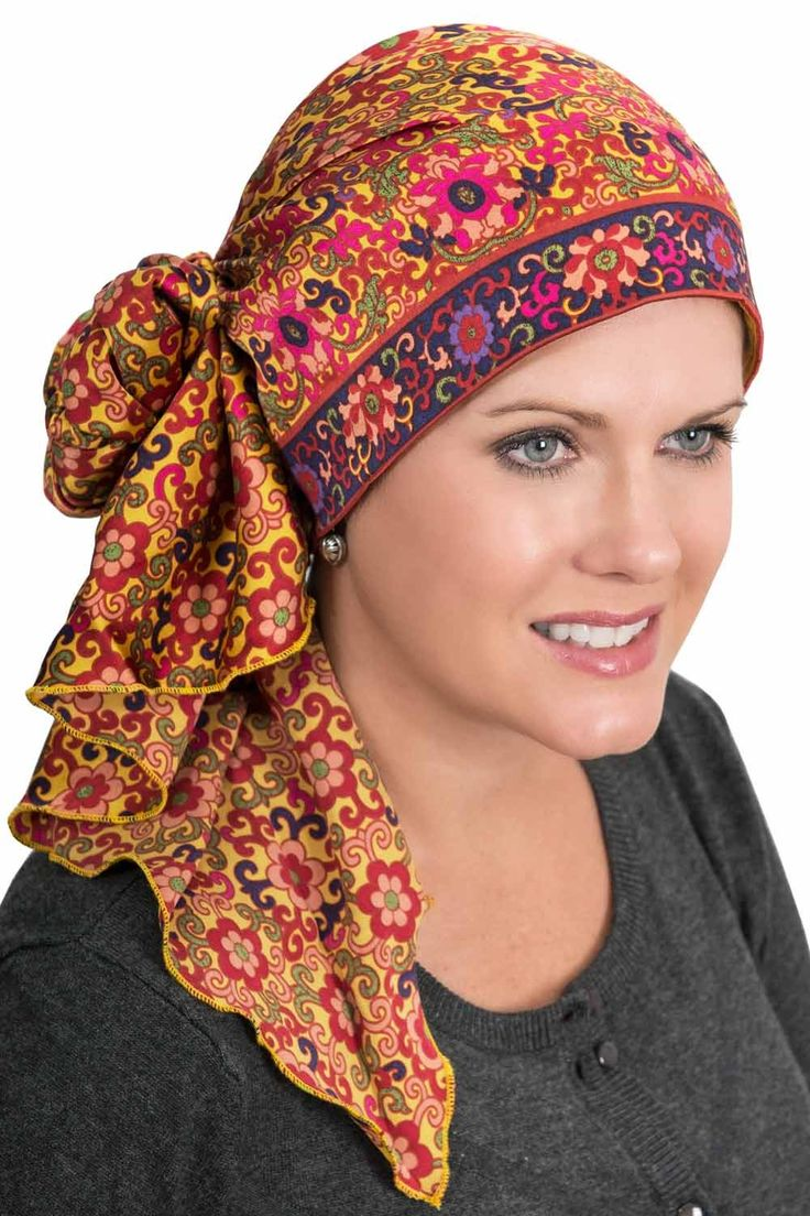 Best 25+ Tie head scarves ideas on Pinterest   How to tie ...