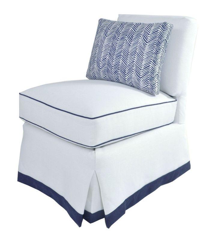 slipper chair upholstered (beyond obsessed!)