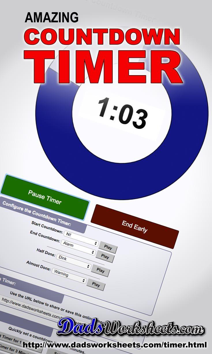 Best 25+ Online classroom timer ideas on Pinterest ...