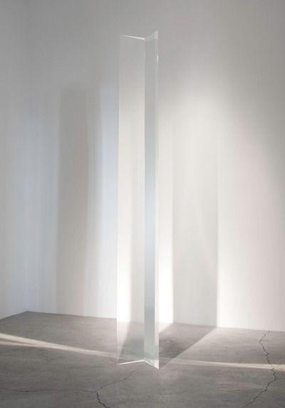ROBERT IRWIN   Prism, 1967