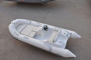 Liya luxurious boat fiberglass rib boat for sale