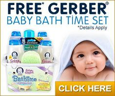 Free baby stuff by mail - and extras for twins and multiples!
