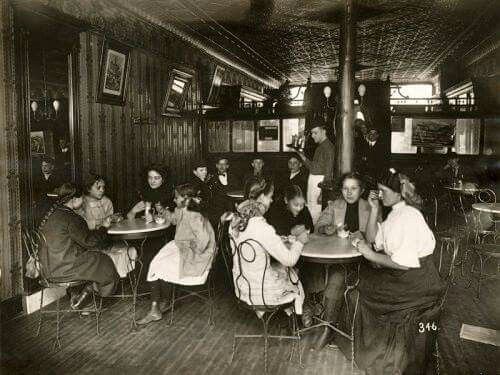 1637 best chicago history images on pinterest chicago area 1900 chicago ice cream parlor malvernweather Image collections