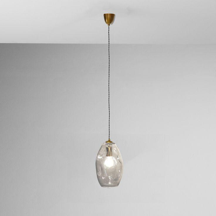 Organic Medium Pendant from Lighting Republic