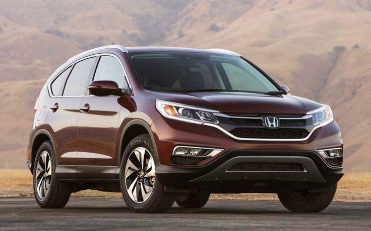 2018 Honda CRV overview