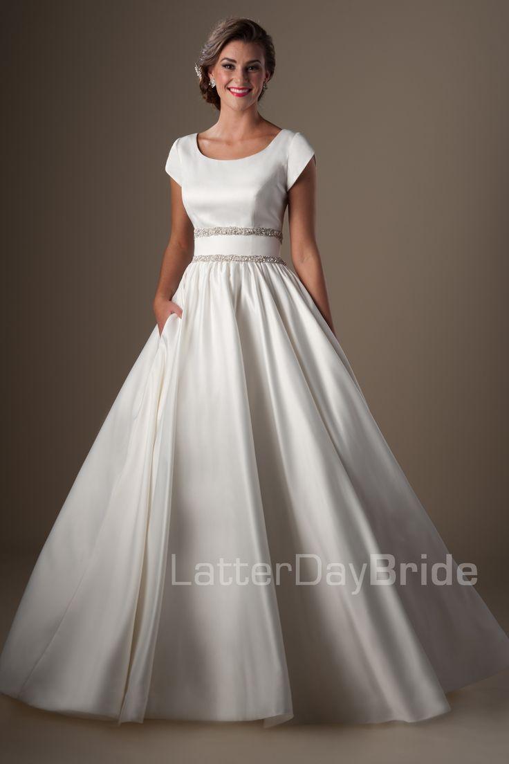 Imogen. Latter Day Bride, Gateway Bridal & Prom