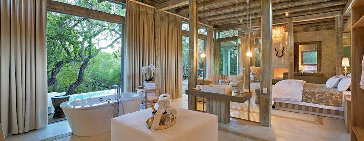 Amazing luxury accommodation at Kapama Kurula private game reserve