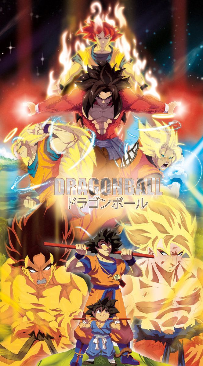 legacy of goku by TovioRogers on DeviantArt