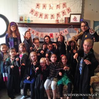 Young Wizards Academy on blogger: Halloween Potter Potions Party Vancouver