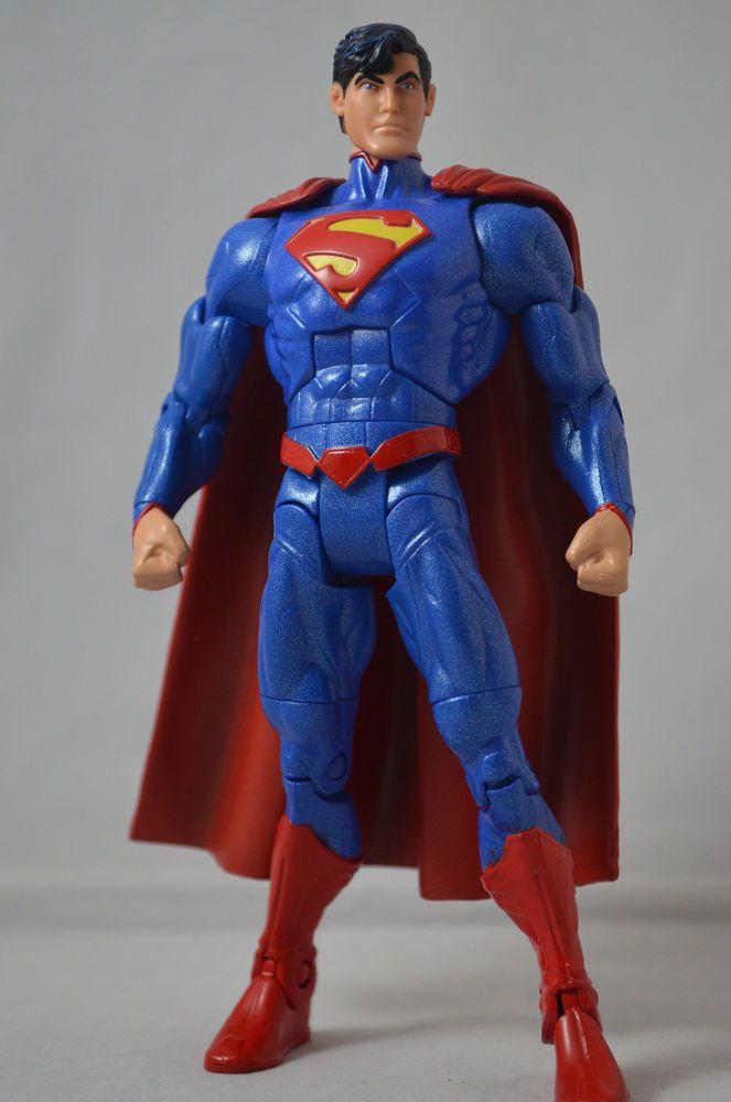 c033c2deb6cb DC Universe Classics Unlimited Superman New 52 DCUC Mattel Loose Action  Figure