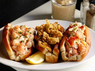 Oyster House Philadelphia. One of America's best lobster rolls, according to Food & Wine