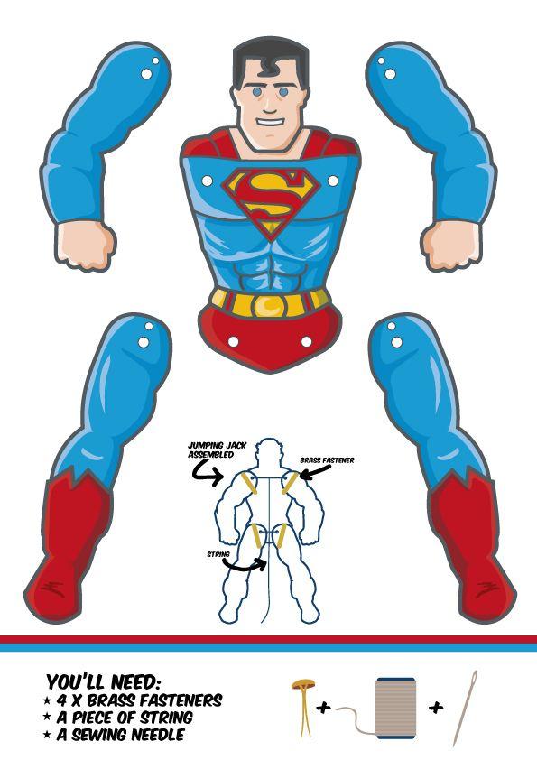 Superman à creer