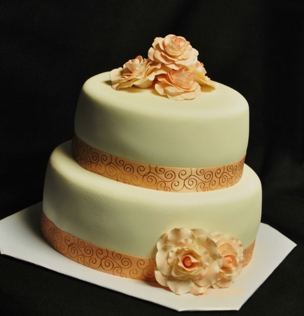 31 best Wedding: Cake images on Pinterest | Cake wedding, Southern ...