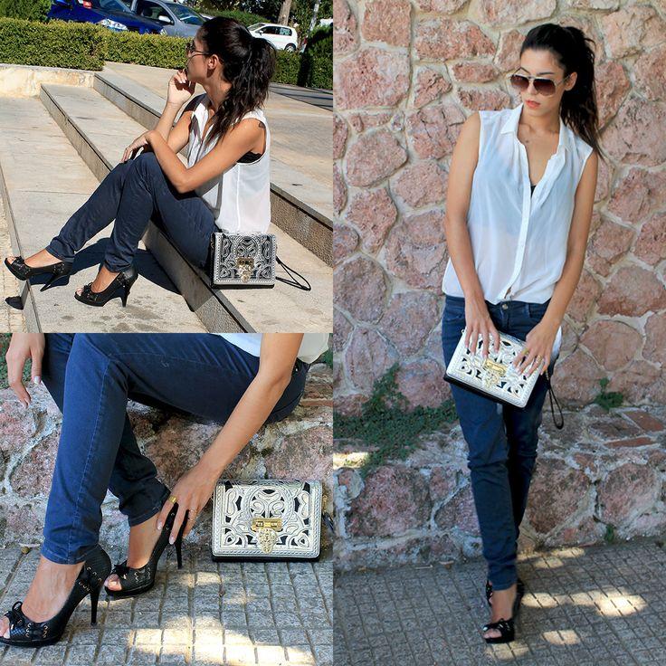 #fashion #blogger #messbybrunette #oasap_store
