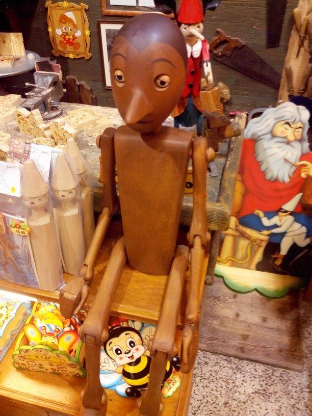 #Roma #Pinocchio