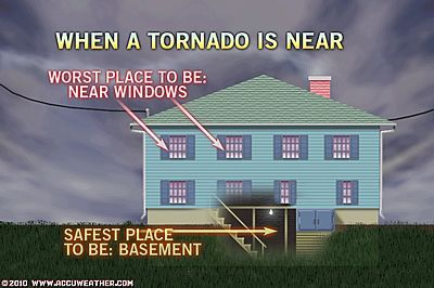 Important Tornado Safety Tips to Follow - AccuWeather.com