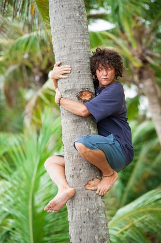 First look pictures at Chris Lilley's new series Jonah From Tonga