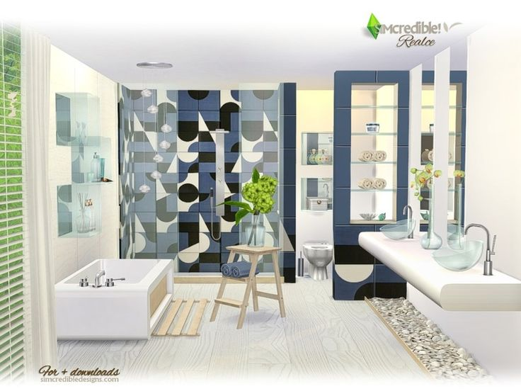 129 best The Sims images on Pinterest Sims, The sims and Sims cc - sims 3 wohnzimmer modern