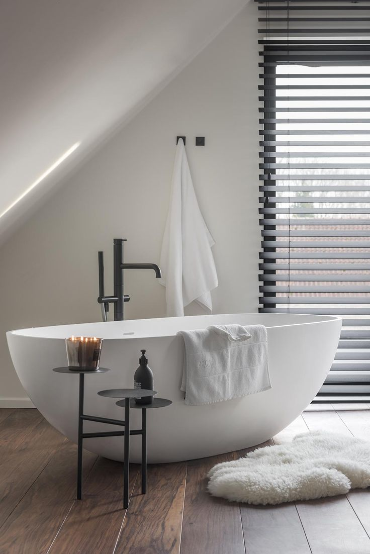 Jones Living | Badkamer | Baden in rust | Luxus Wonen
