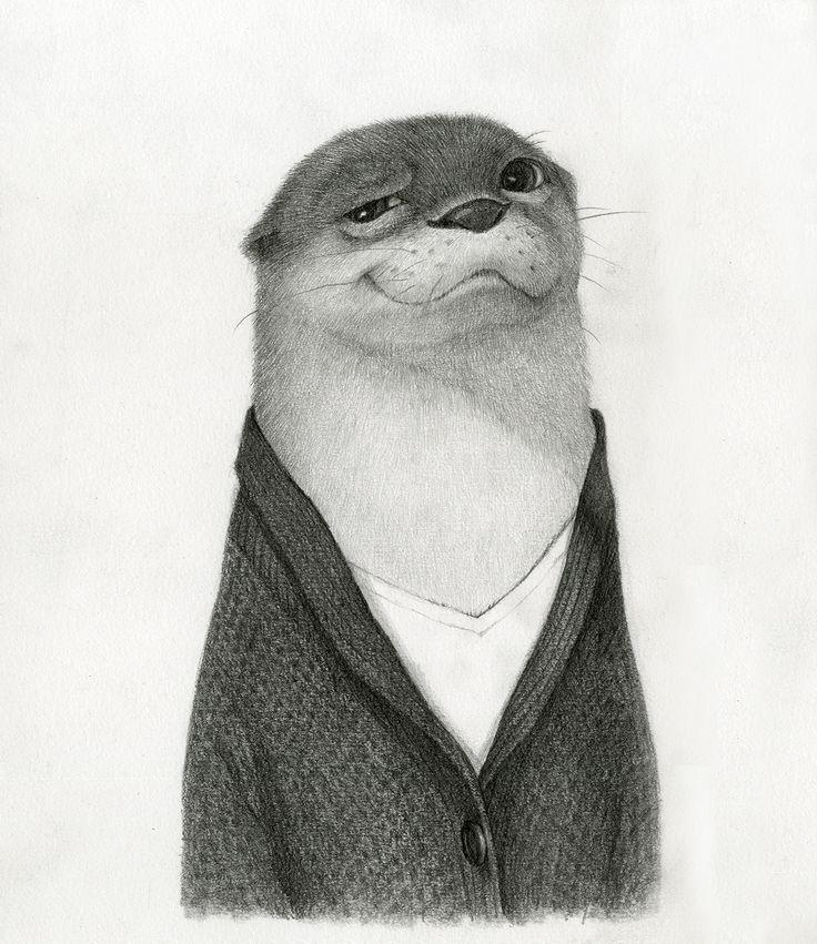 水獭先生:知鱼 Lee Xing Ming - Mr Otter