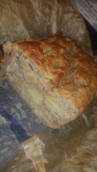 Peer canelinni cake van zonder fratsen