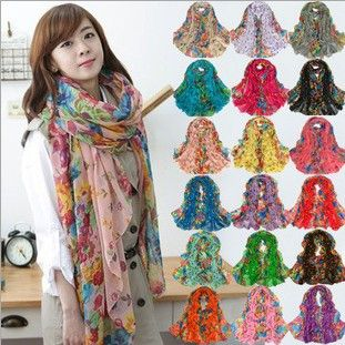 20 Designs!2013 new style scarves joker fields and gardens shivering scarves autumn and winter scarwes pashmina  (MIN ORDER $10) $1.99 - 2.88