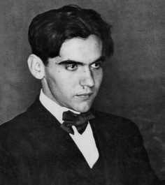 """Federico Lorca is one of my favorite poets of all time. You can feel his soul in his writing. """"Sonnet Of The Sweet Complaint"""" <3"""