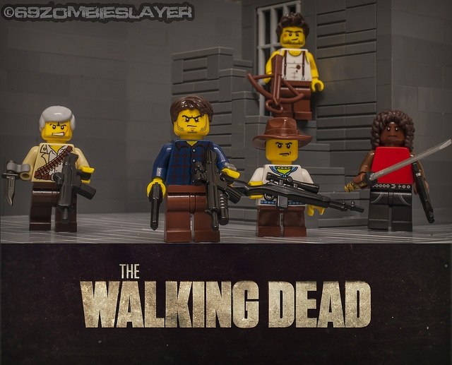 The Walking Dead. by 69zombieslayer, via Flickr