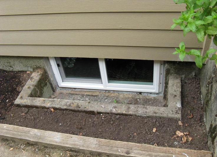 Basement Windows Exterior