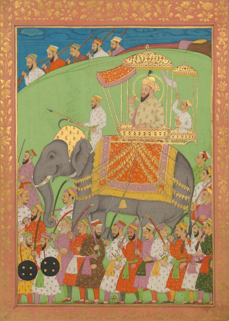Emperor Babur, Mughal Empire