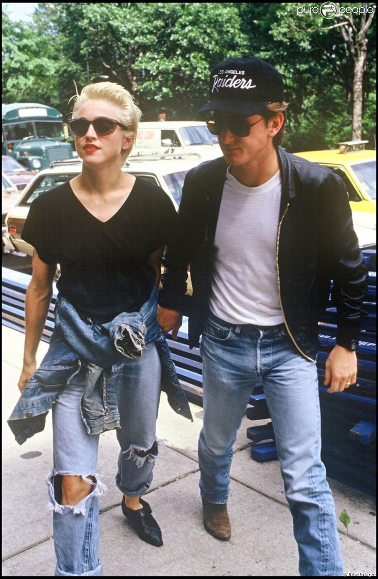 Madonna & Sean: what an awesome couple!