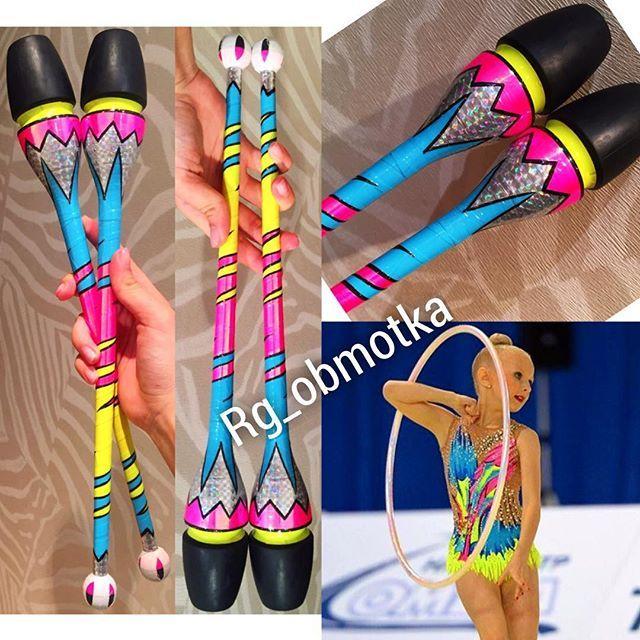 Сашуля,удачных выступлений #обмоткапредметов #художественнаягимнастика #обручи #булавы #москва #гимнастика #ярко #RG #декорпредметов #gymnastics #красивыепредметы #rg_obmotka