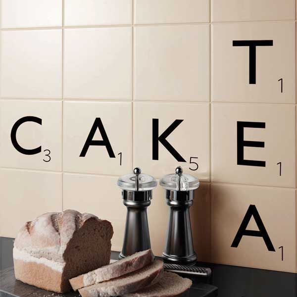 Say it with Scrabble Tiles: An introduction to our exciting and exclusive range of Scrabble Tiles, which allow you to spell out any word, name or lyric... http://www.wallsandfloors.co.uk/blog/say-it-with-scrabble-a-new-range-of-wall-tiles/
