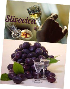 Een Balkan drankje in vele smaken, soms heftig, vaak heel lekker ;-)