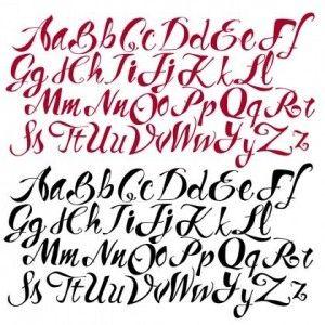 Letras para tatuajes de nombres (7)