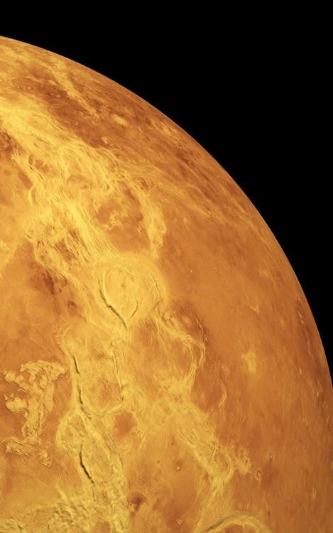 Venus Closeup