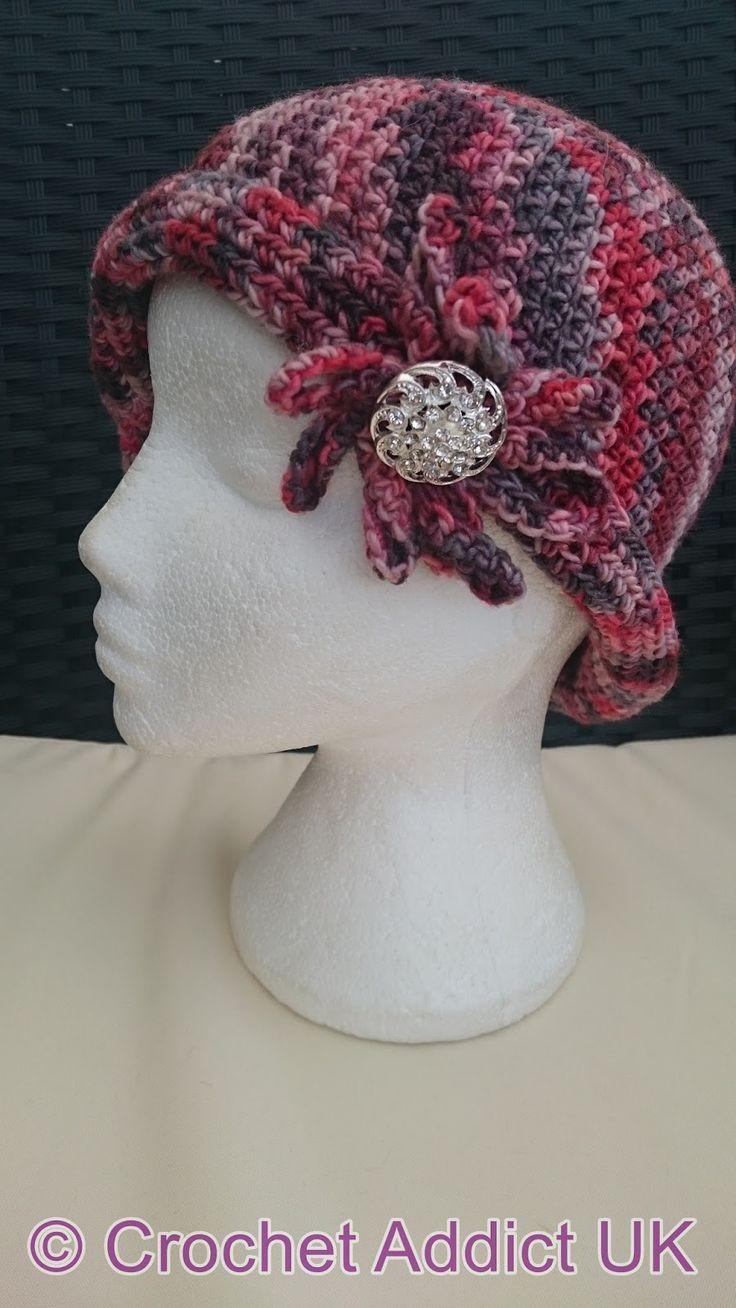 215 best Crochet Addict Free Patterns images on Pinterest | Floral ...