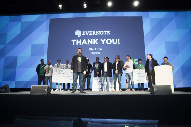 EC3 - #EC2013: Thanks to everyone that attended this years' Evernote Conference