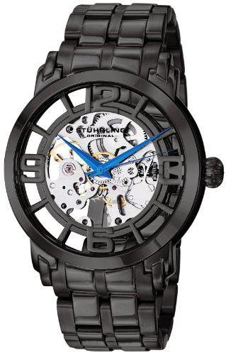 Reloj Stuhrling Original Clásico Winchester Elite Automático 165B2B.335B1  | Antes: $2,205,000.00, HOY: $693,000.00