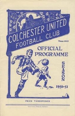 Colchester United!!!