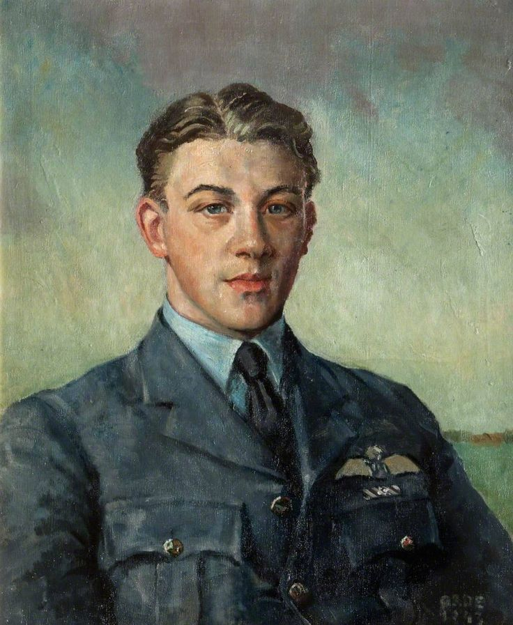 "mea-gloria-fides: ""Flight Lieutenant R. P. Beamont (1920–2001), DFC and Bar """