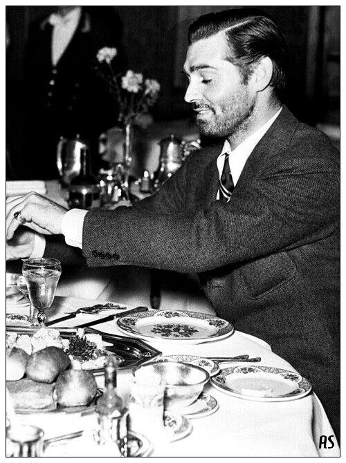 Clark Gable got it on the table immediately in Hollywood. He is Bi-racial.